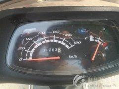 本人一手车五羊本田100,保养好非常省油,由于个人极少骑,7