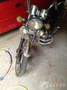 隆鑫太子150   前后轮胎都是新的,电瓶也是新换的,车子有