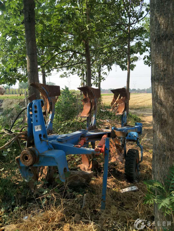 家有一台2015年出厂的时风1204拖拉机,并配套有农具